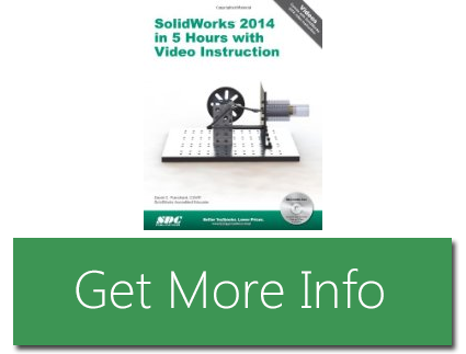 Some SolidWorks 2014 in 5 Hours with Video Instruction